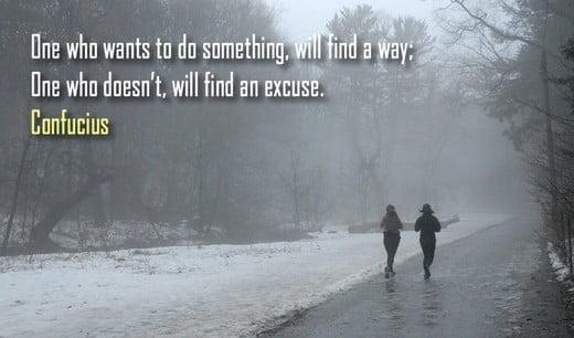 Confucius excuses