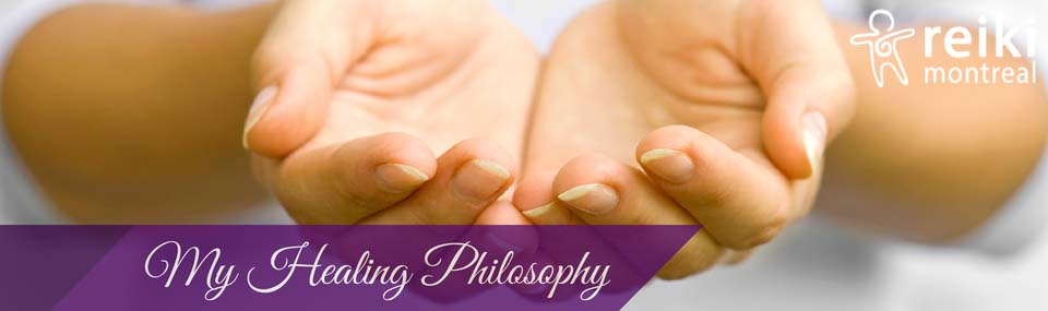 Healing Philosophy at Reiki Montreal